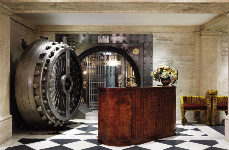 Découverte du NEDun hôtel londonien exceptionnel