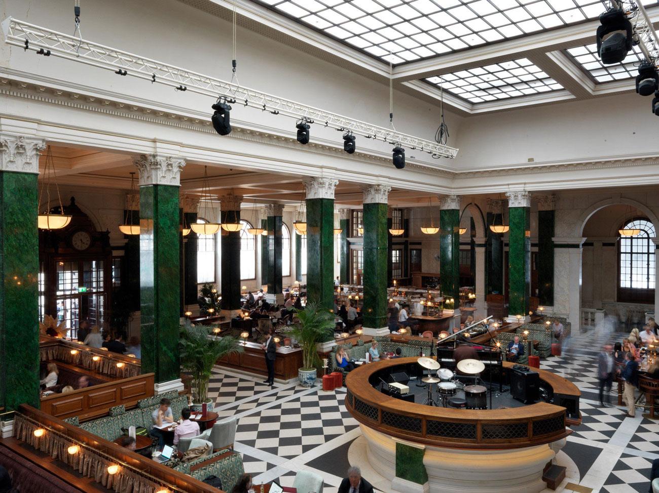 Découverte du NEDun hôtel londonien exceptionnel 1