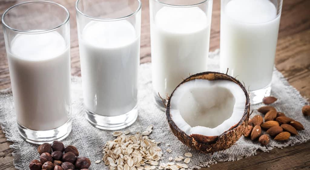Davantage d'alternatives au lait