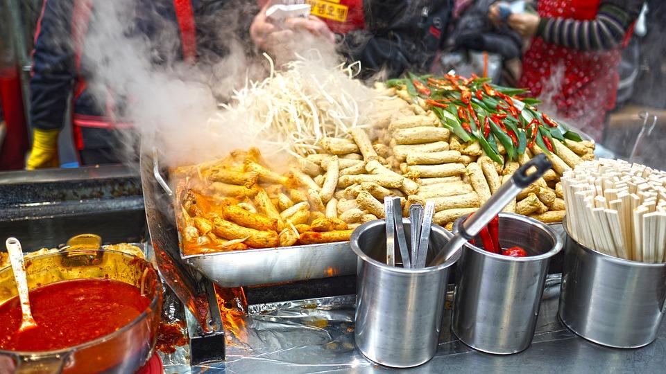 La cuisine interculturelle