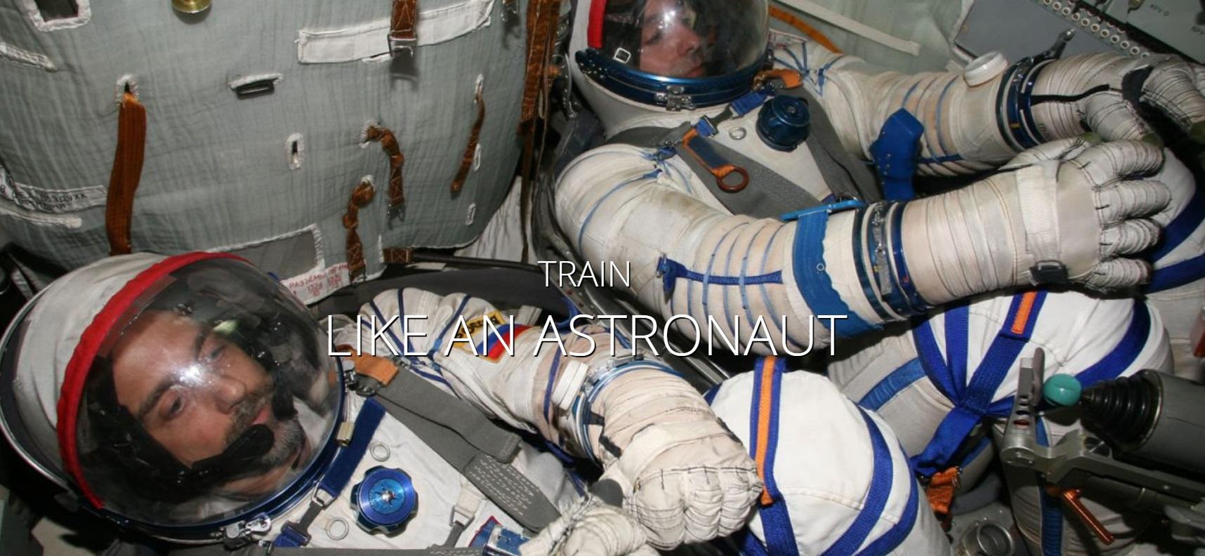 entrainement touriste de l'espace
