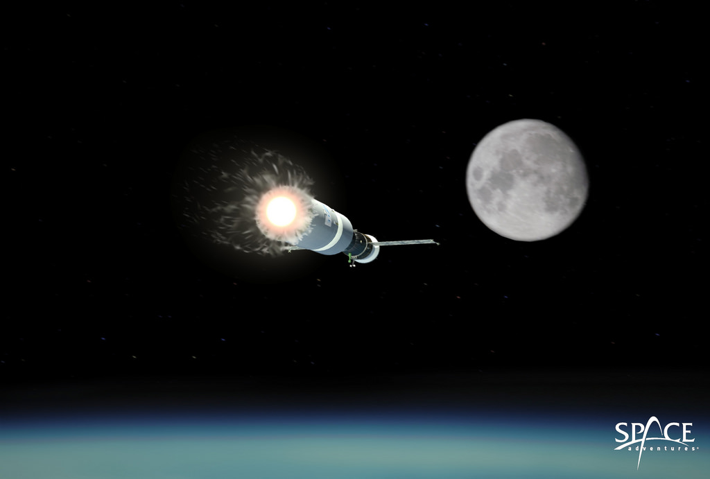 histoire de Space Adventures
