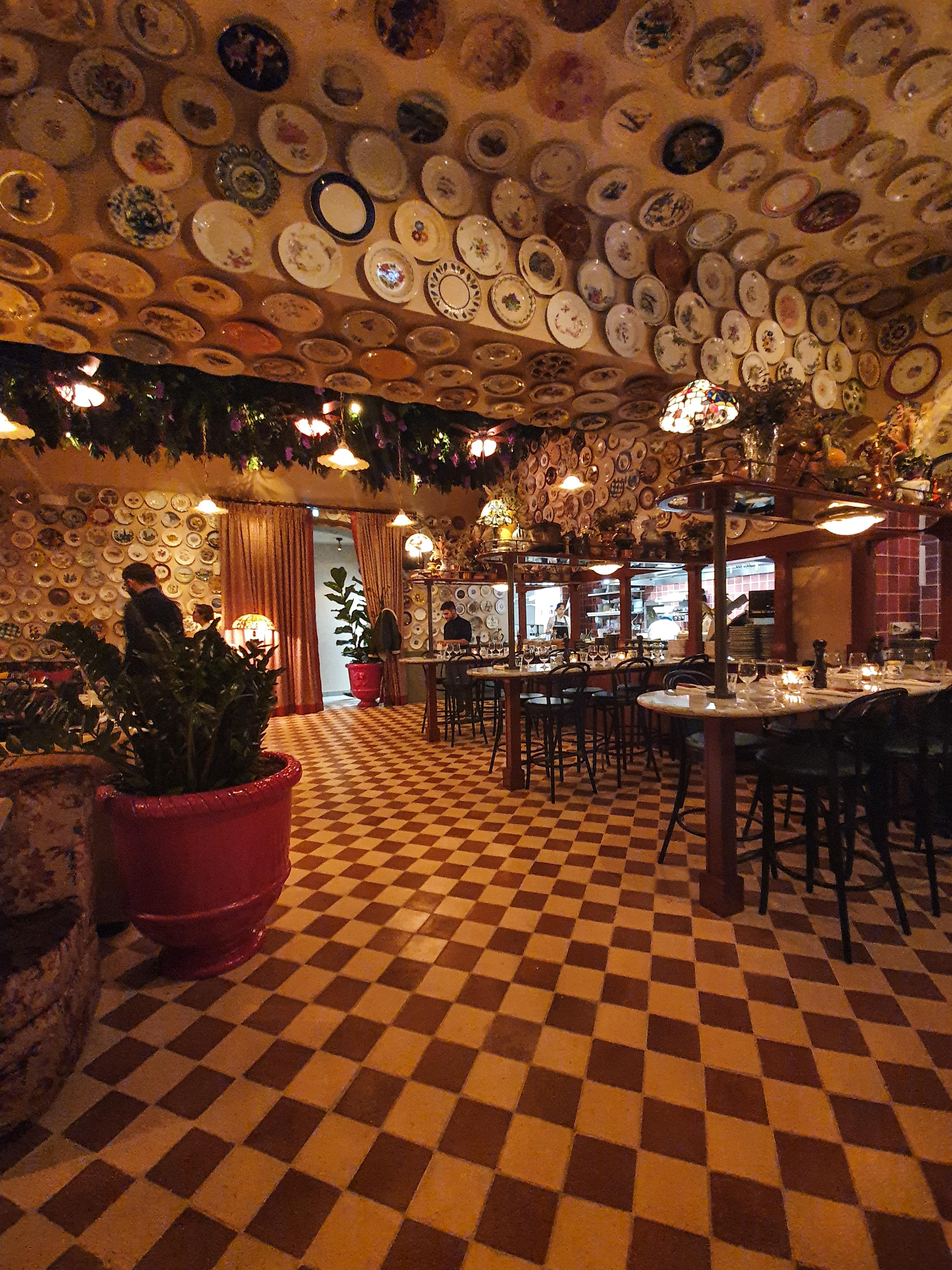 restaurant italien lyon 1
