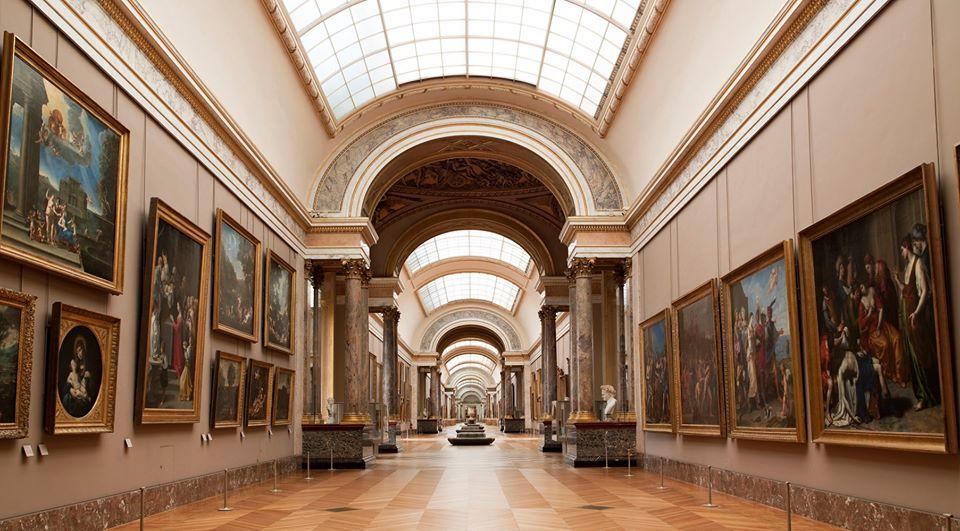 Le Louvre le plus beau des musées français - Paris