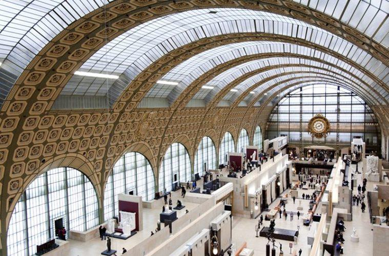 musées français visite virtuel Musée d'Orsay Paris