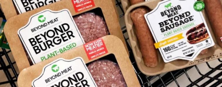 La viande végétale n'a jamais été aussi tendance