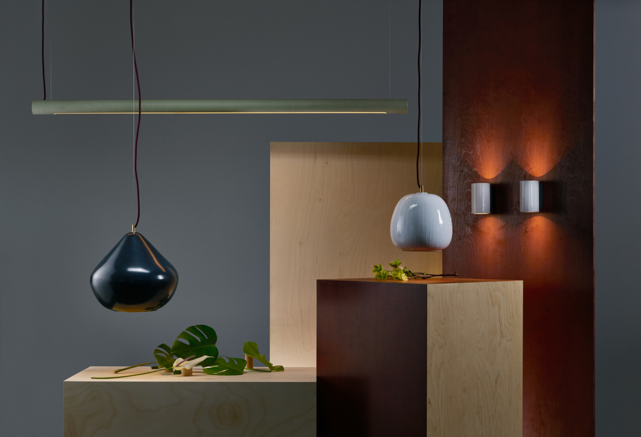 luminaires design de Hand & Eye
