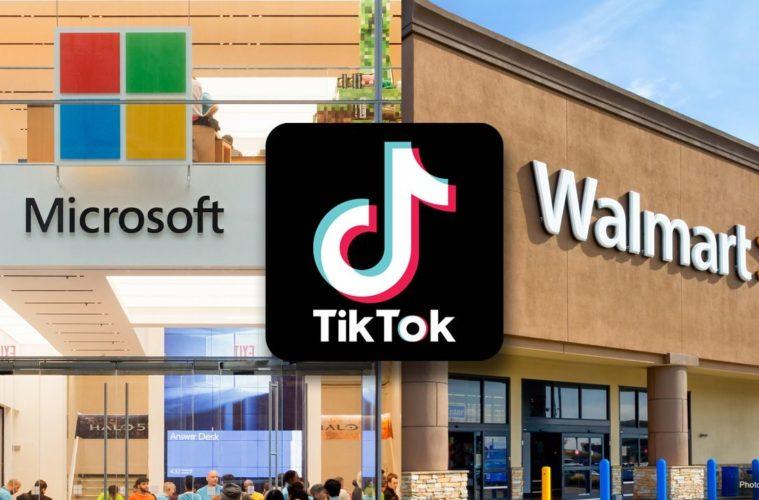 Pourquoi TikTok intéresse les Etats-Unis, Microsoft et Walmart