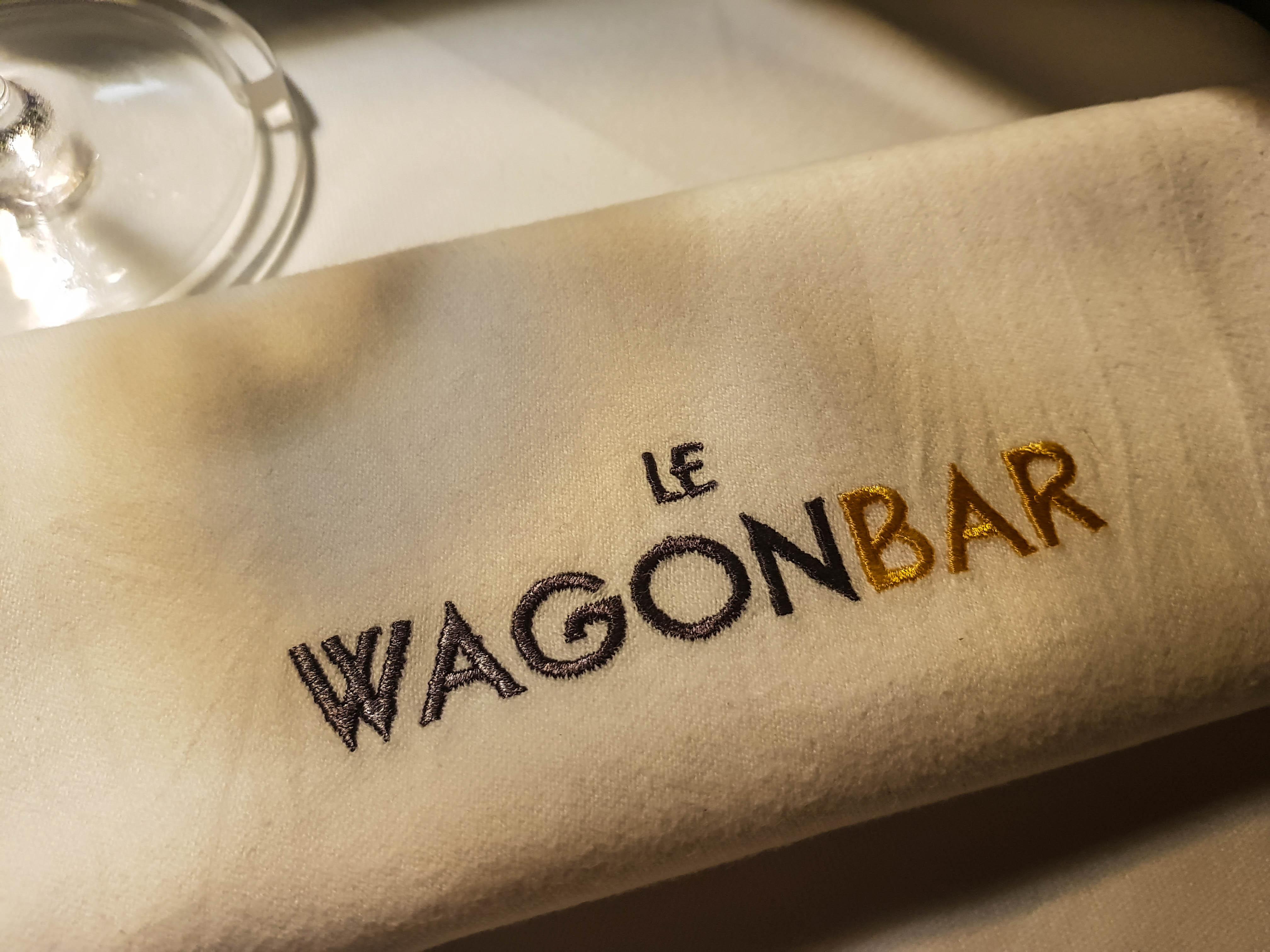 Le Wagon Bar - Test du bus restaurant de Lyon 7