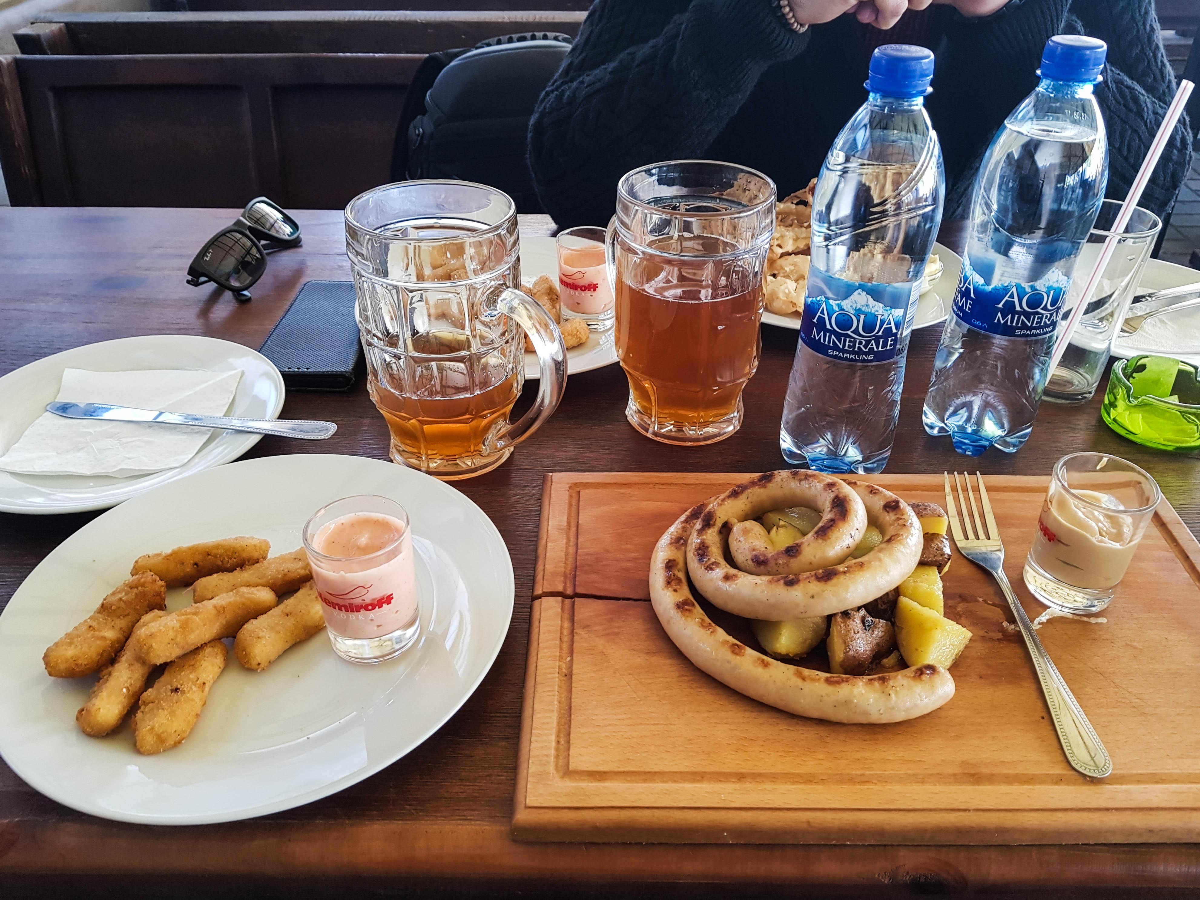 Kiev City Guide restaurant
