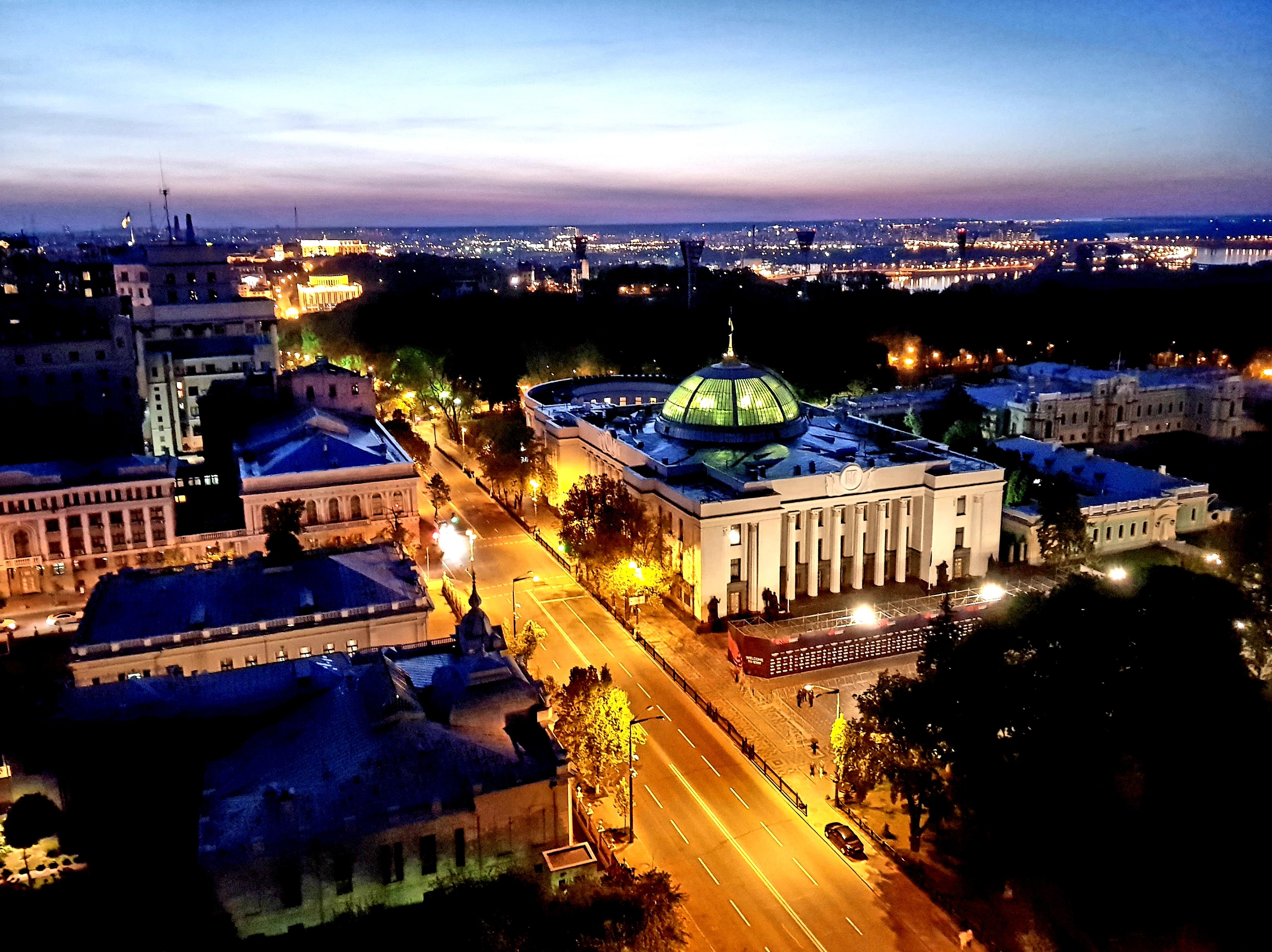 Kiev City Guide