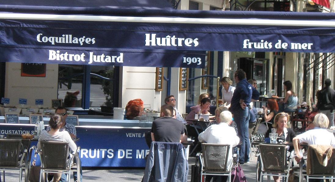 Restaurant Huître Lyon N°3 - Bistrot Jutard
