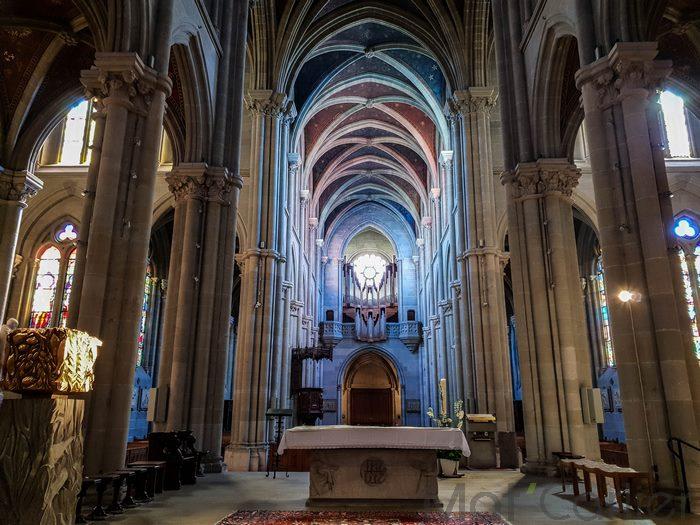 Visiter Genève en une journée Basilique Notre-Dame de Genève 1