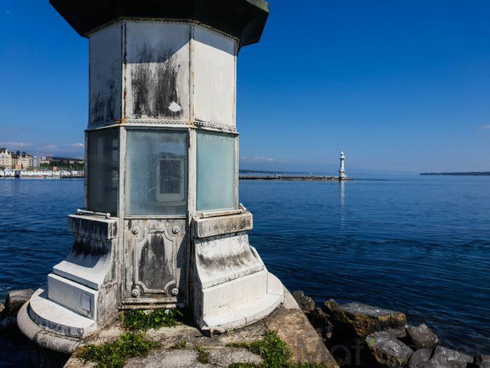 Visiter Genève en une journée jet d'eau 1