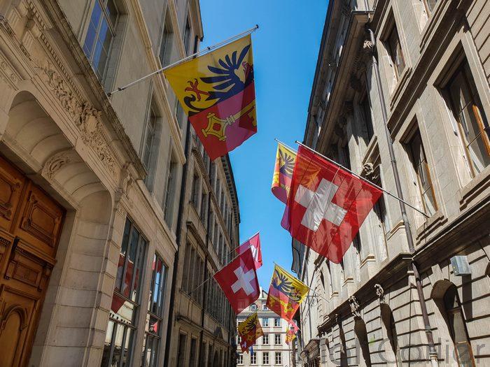 Visiter Genève en une journée quartier historique 3