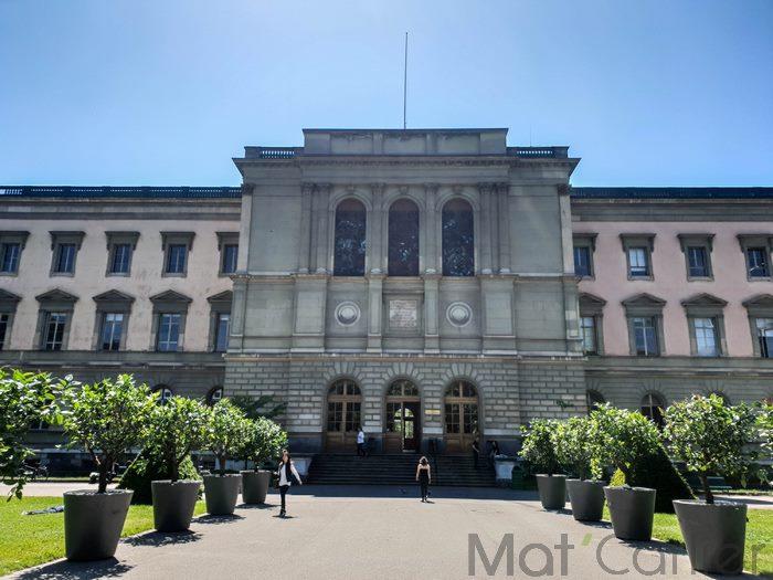 Visiter Genève en une journée université de Genève