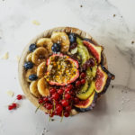 photos de mes recettes d'Açai Bowls