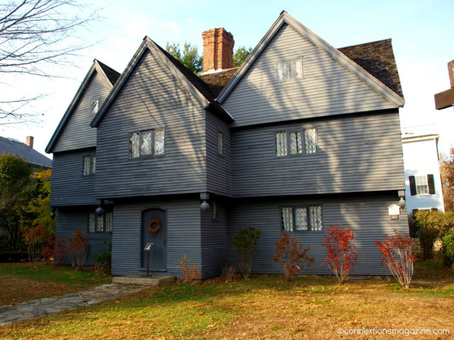 24 meilleurs endroits pour célébrer Halloween 16 Salem