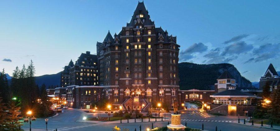 24 meilleurs endroits pour célébrer Halloween 24 Hôtel Fairmont Banff Spring