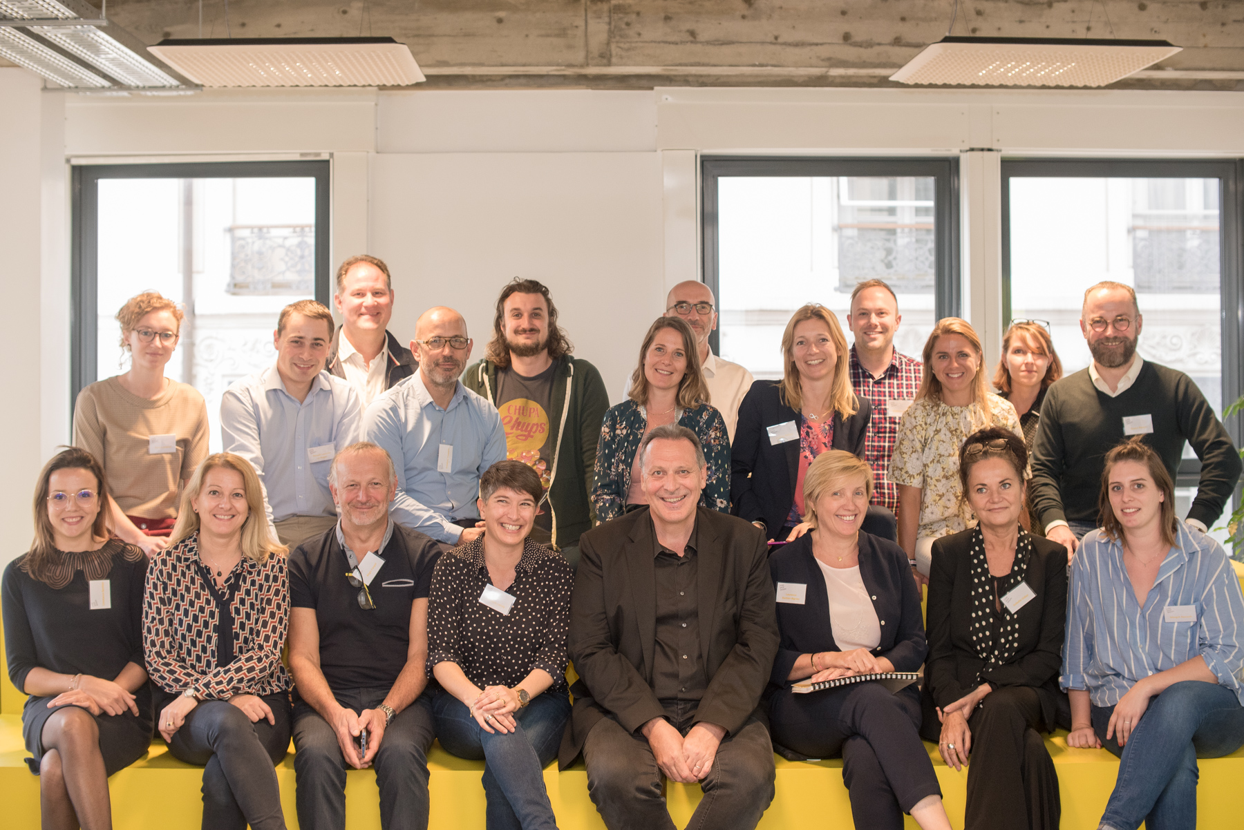 Lyon Shop Design 2019 comité selection