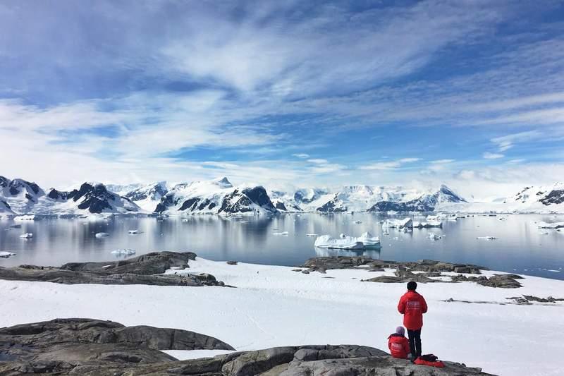 10 meilleures destinations pour partir en vacances en décembre Antarctique
