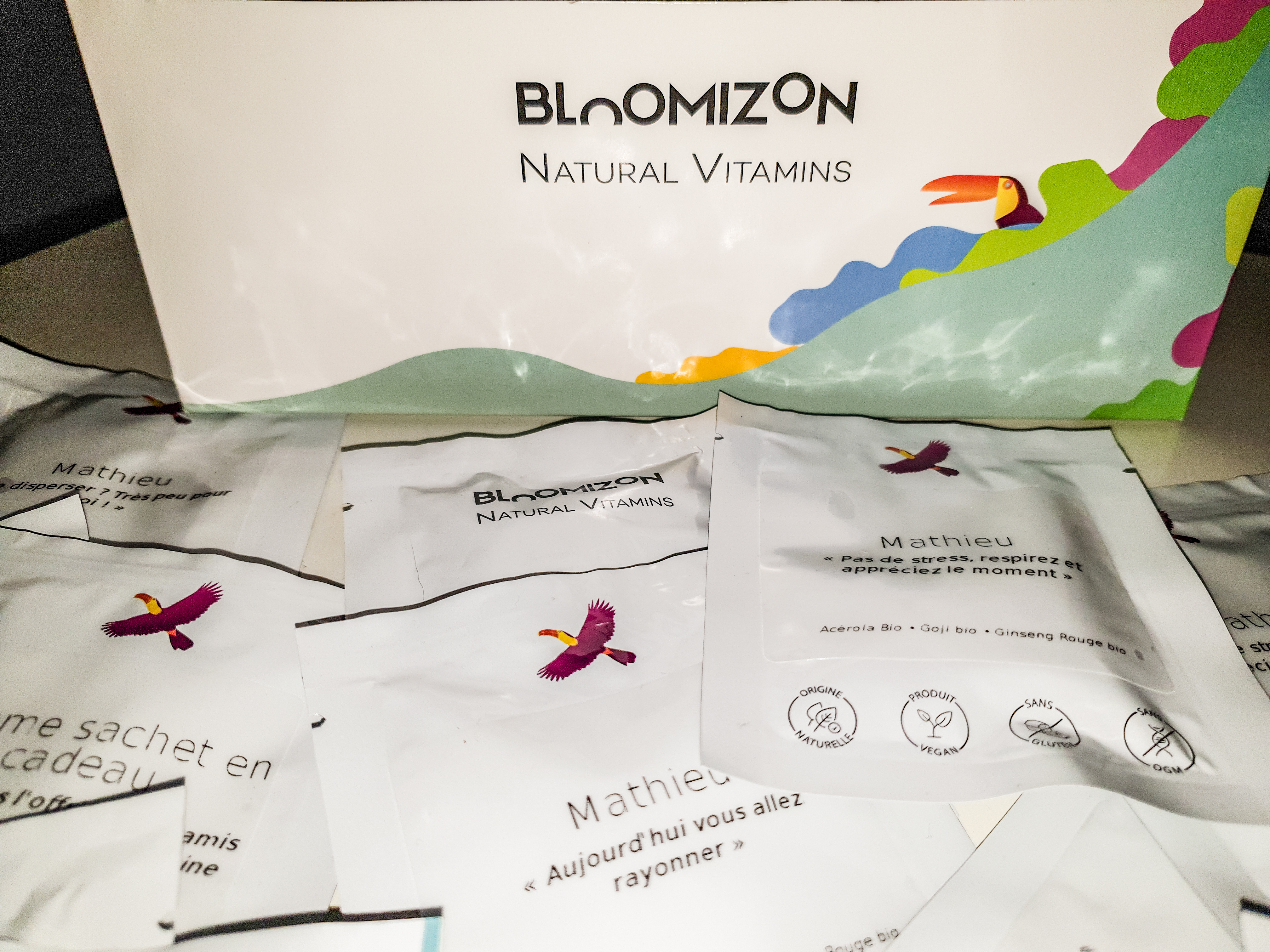 Avis Bloomizon Test du site qui vous livre des compléments alimentaires naturels et sur-mesure 1