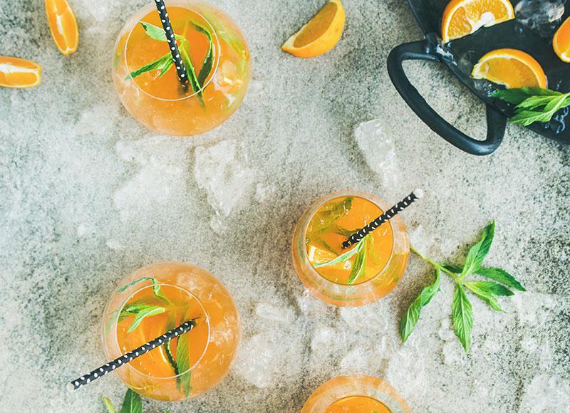Tendances Food 2019des cocktails originaux et sans alcool