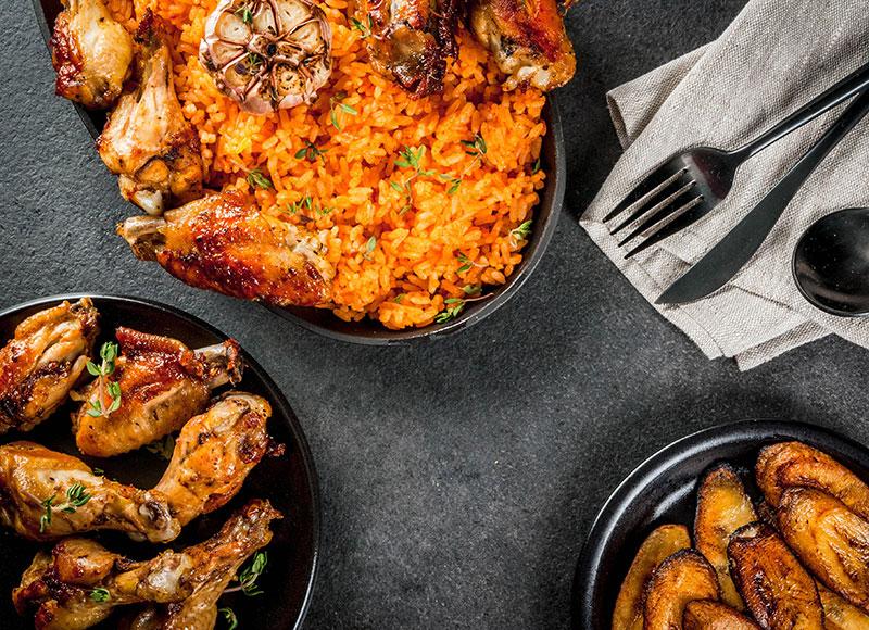 Tendances Food 2019la cuisine ouest africaine