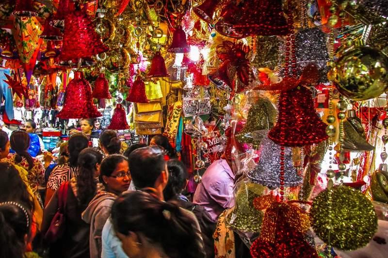 meilleures destinations pour partir en vacances en décembre Goa Inde