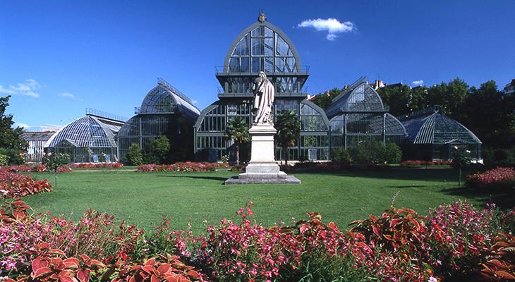 Parc de la Tête d'Or Visiter Lyon