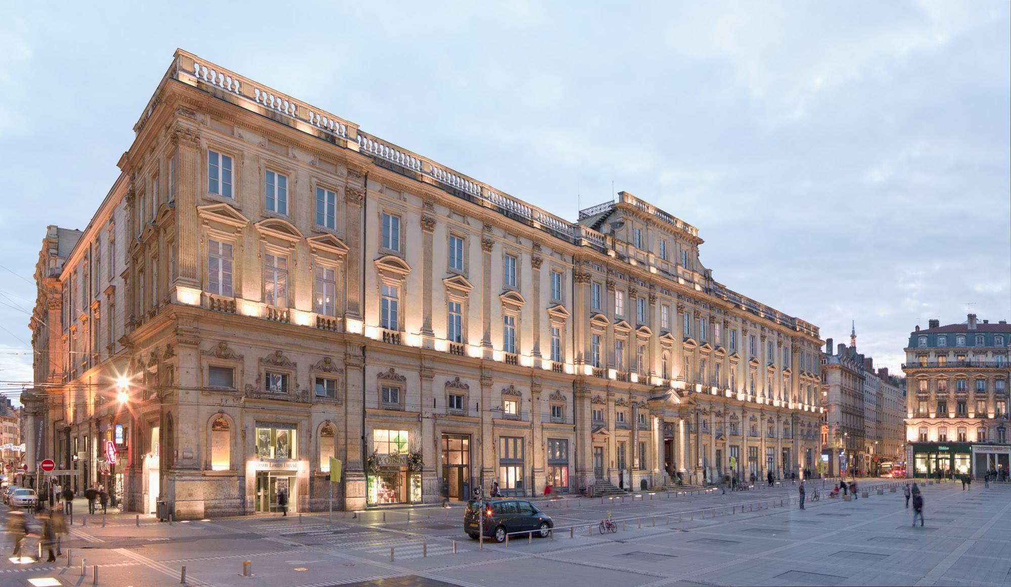 Visiter Lyon Musée des Beaux-Arts