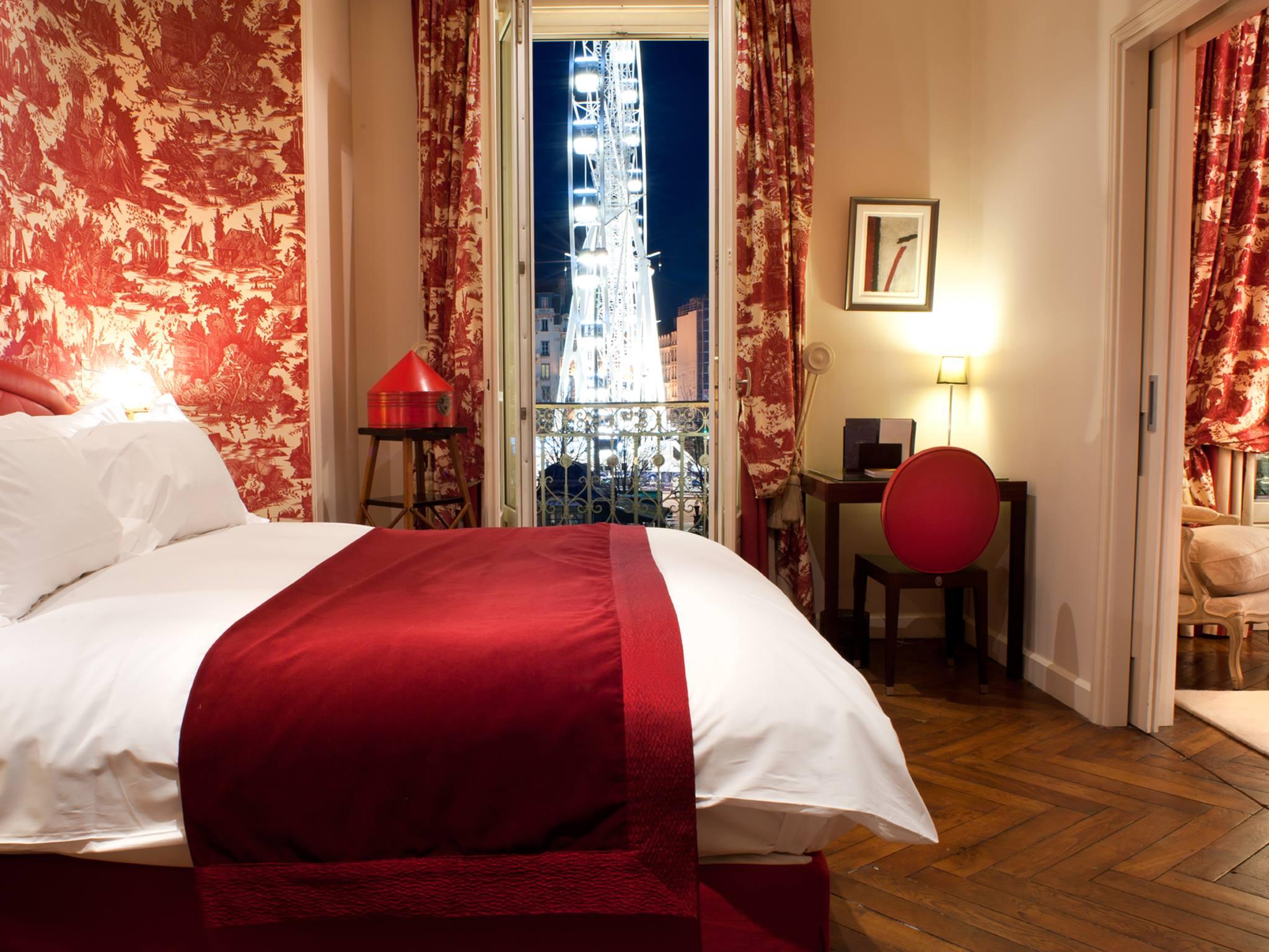 Visiter Lyon hôtel Le Royal 1