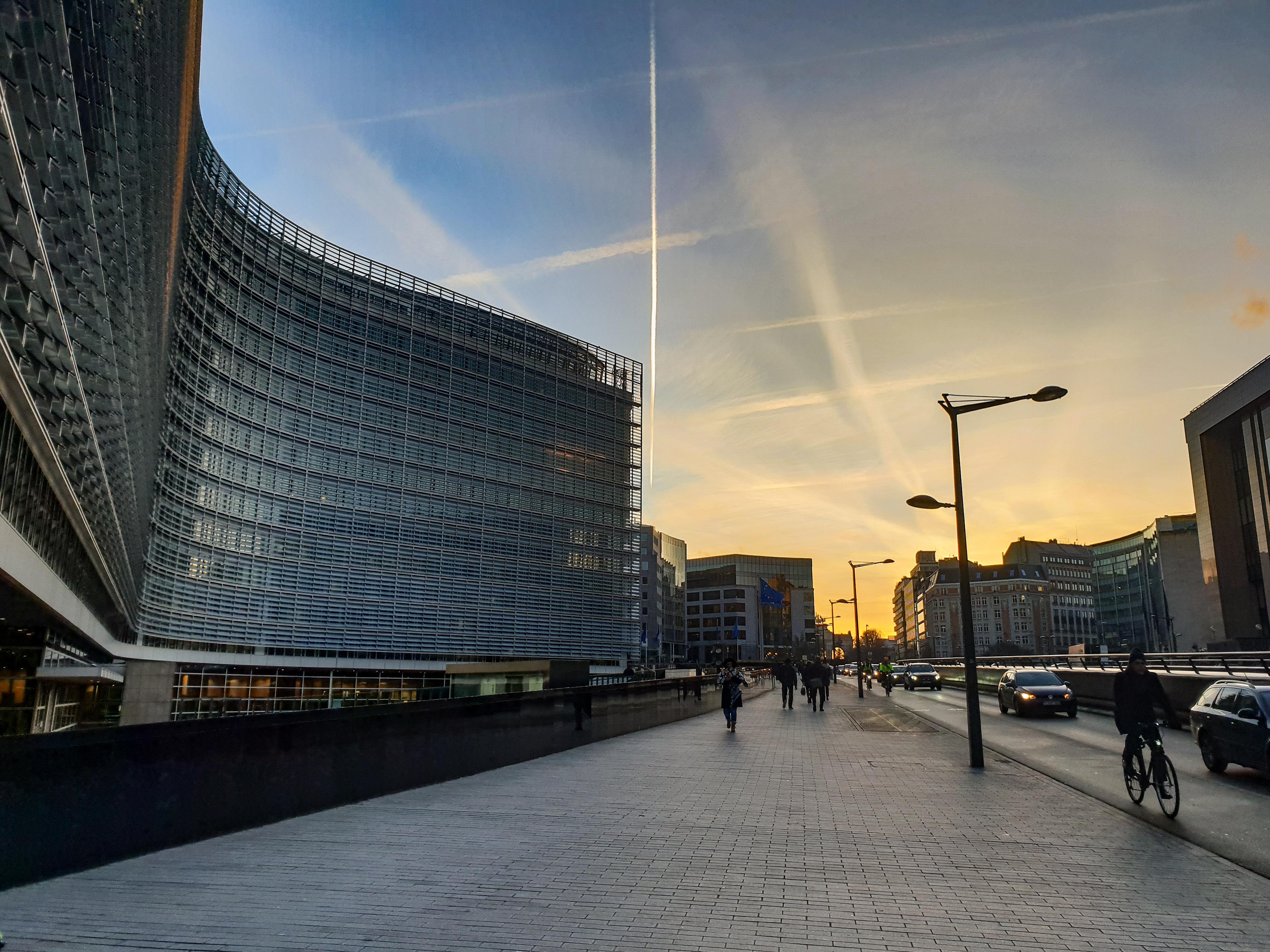 Séminaire influenceurs à Bruxelles avec la Commission Européenne 4