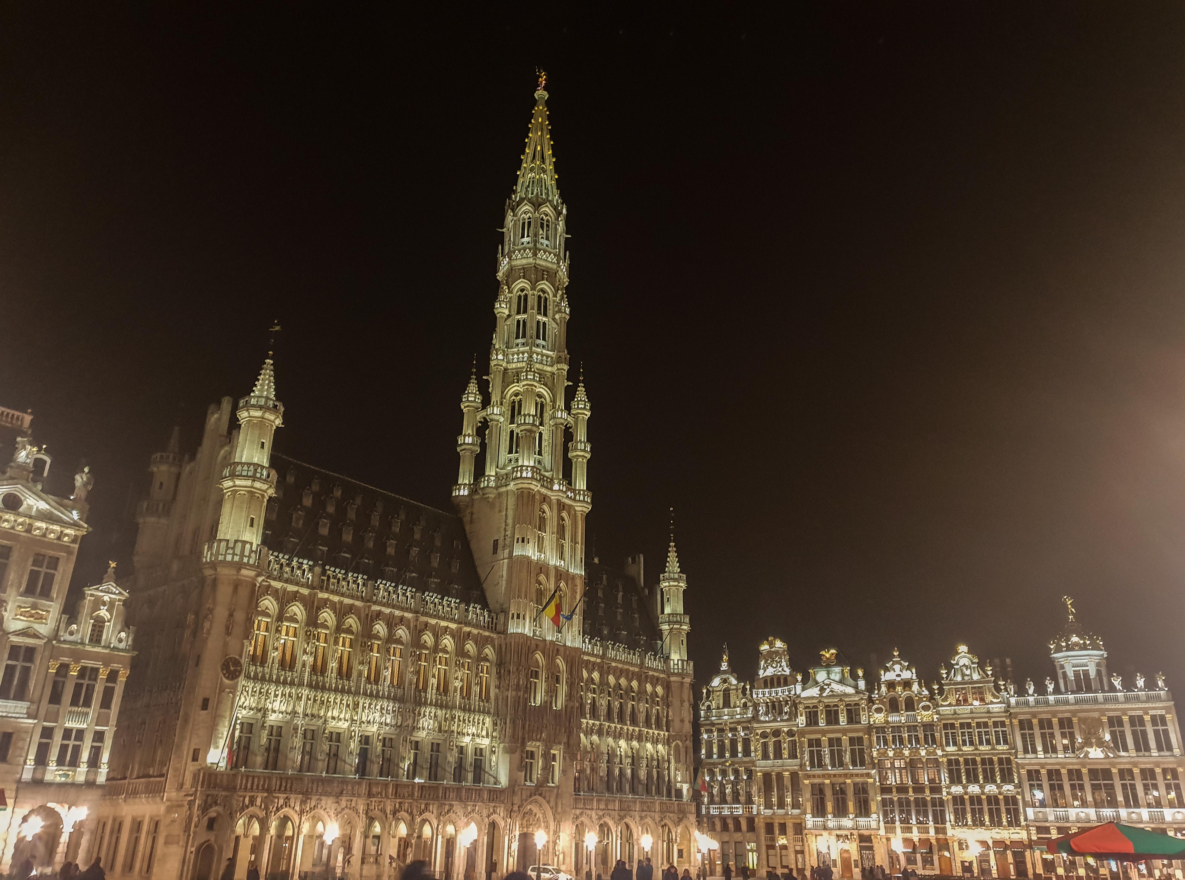 Séminaire influenceurs à Bruxelles avec la Commission Européenne