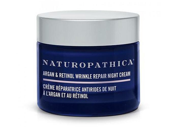 Naturopathica Argan & Retinol Crème De Nuit Réparatrice
