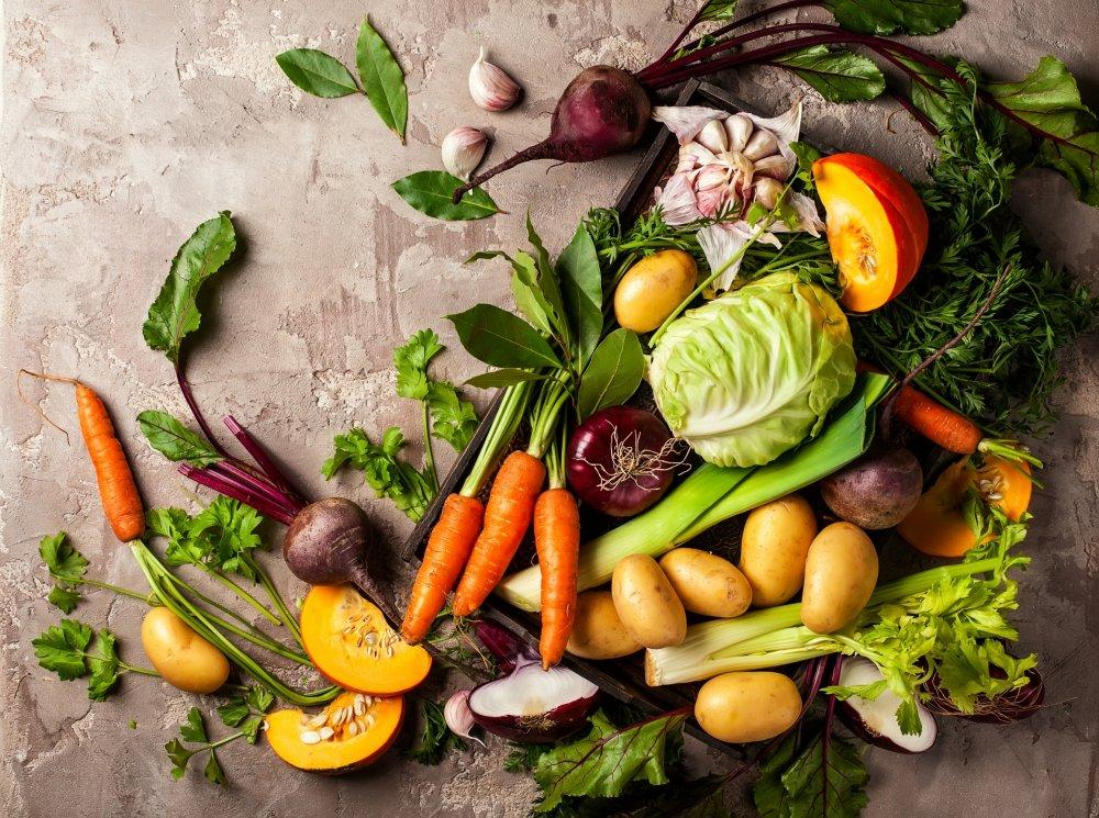 Régime Peganle régime à la mode en 2019 legumes