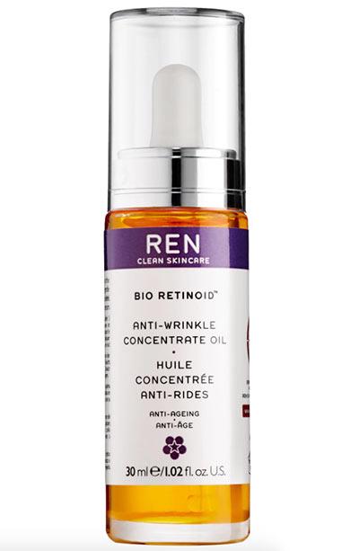 REN Clean Skincare Bio Huile Concentrée Anti-Rides Rétinoïde