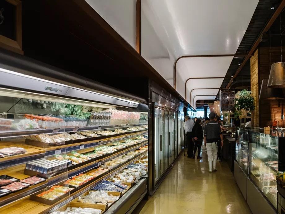 Addiction Aquatic Development - Le Supermarché