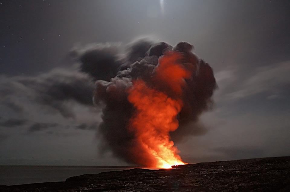 Eruption Eyjafjallajökull