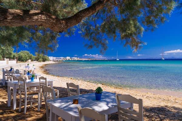 Îles grecques à visiter Paros