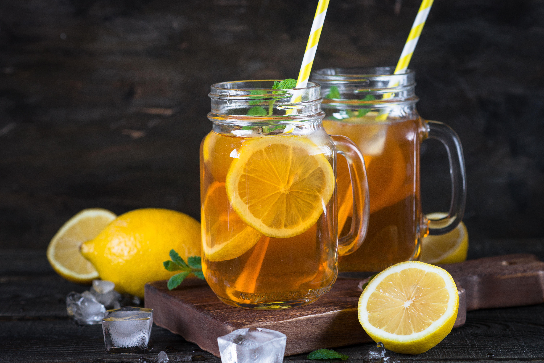 boisson rafraichissante pour l'été