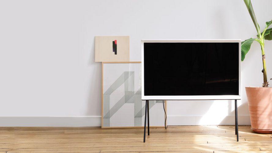 Samsung Serif TV Ronan et Erwan Bouroullec