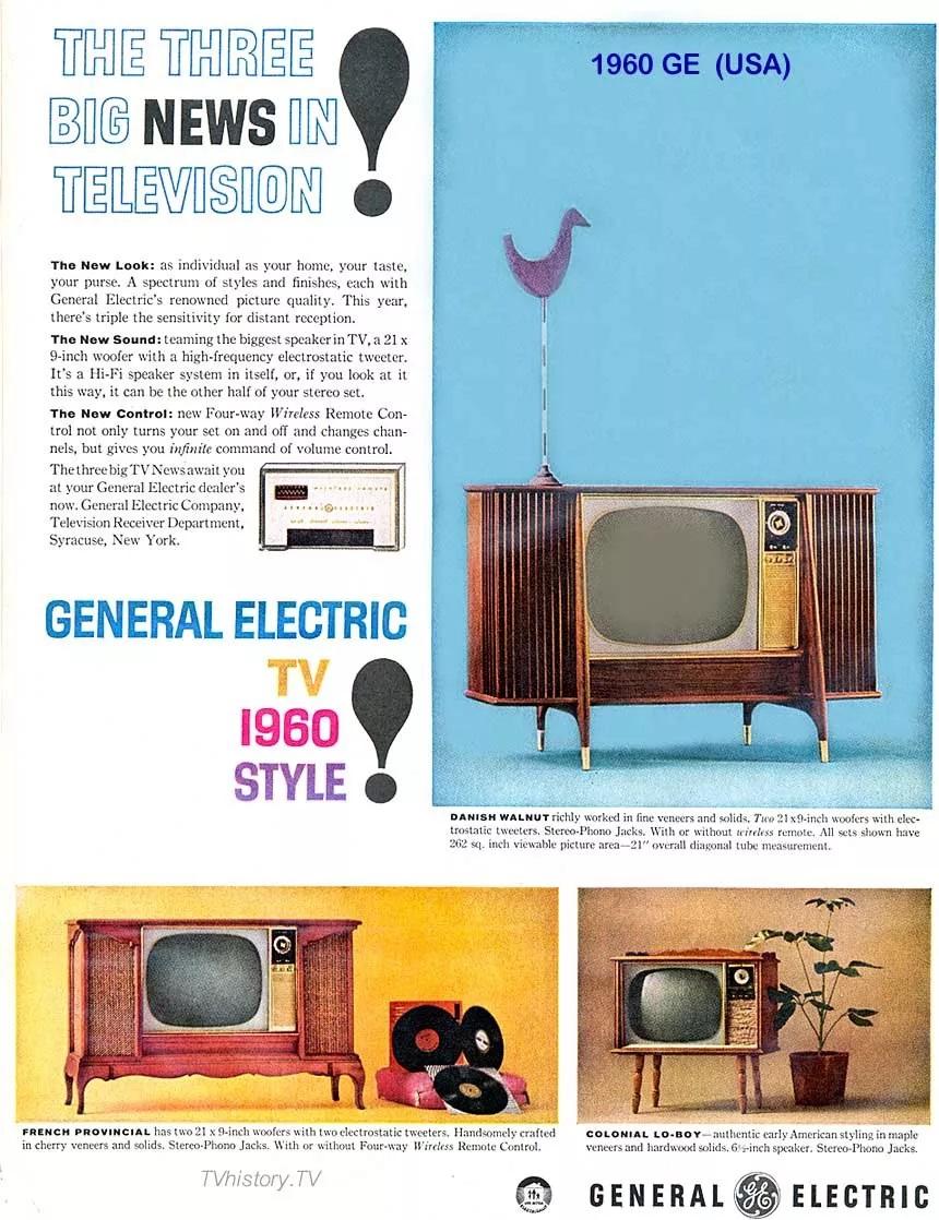 publicité télévision GE
