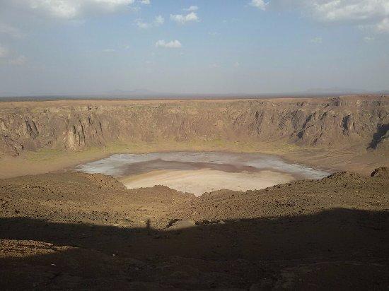 Cratère d'Al Wahbah