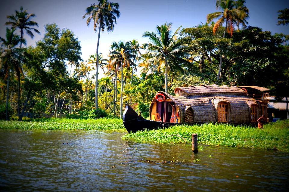 Kerala Inde blogueur voyage