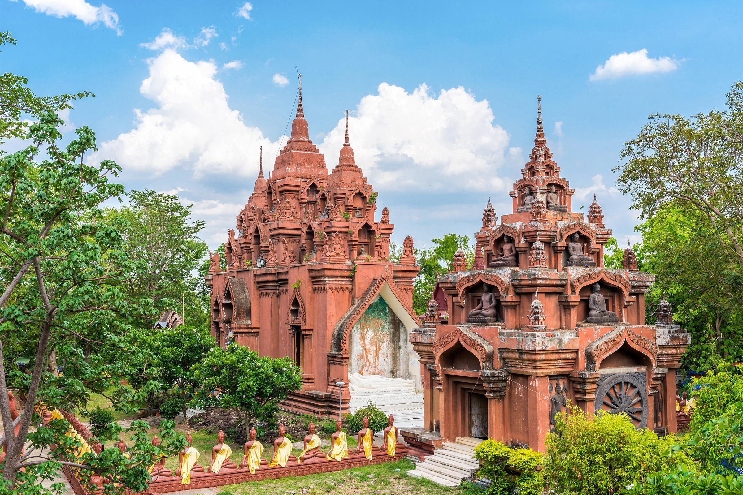 Tendances voyage 2020 Buriram Thailand