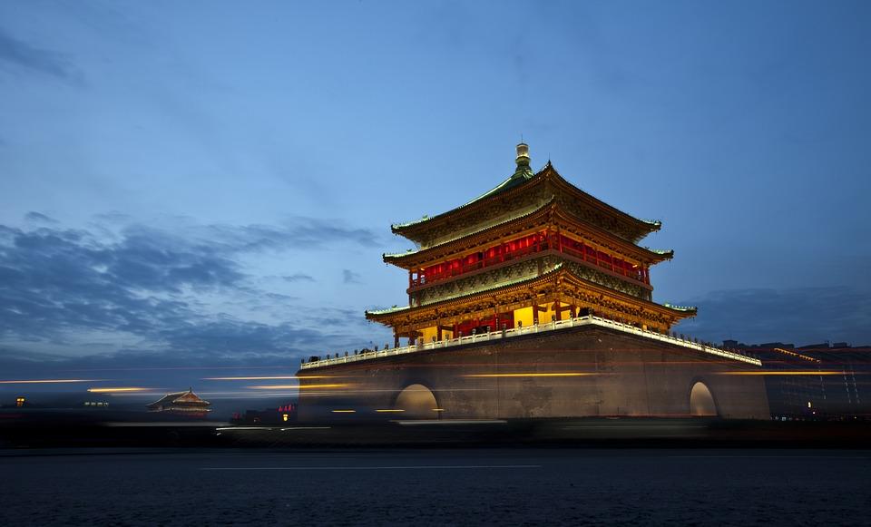 Xi'an China influenceur voyage