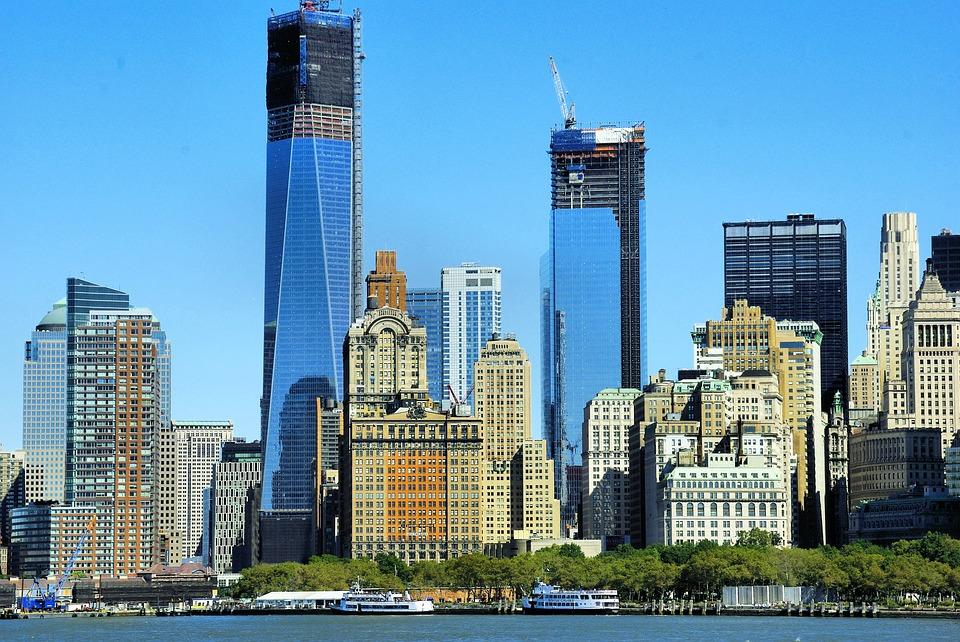 Construction durable immeubles en plastique