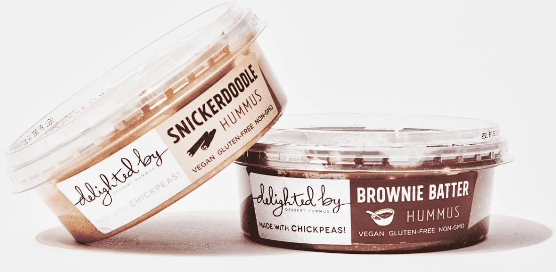 Les desserts au houmous