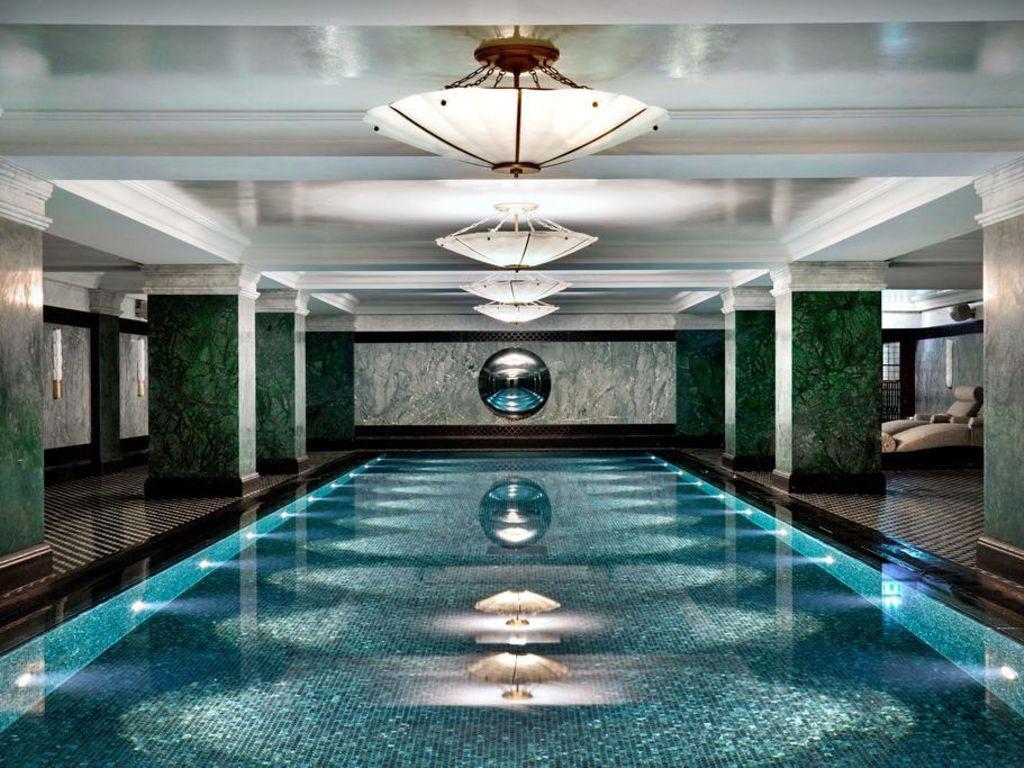 piscine hotel londres